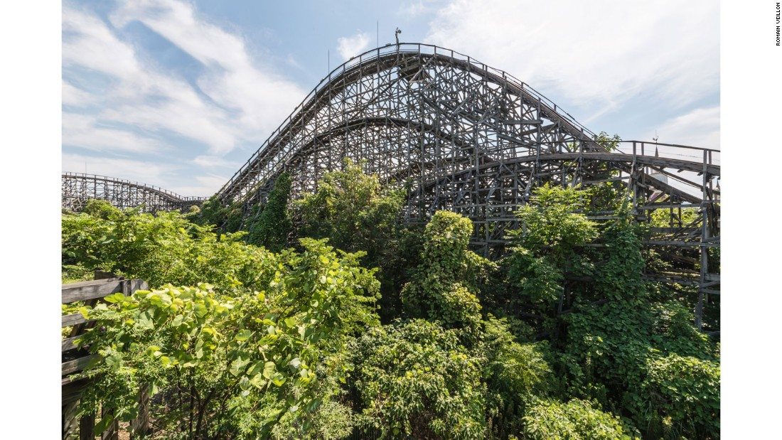 """I had wanted to travel to Japan for quite some time and when I finally made my trip over, Nara Dreamland was the first stop on my list,"" he says."