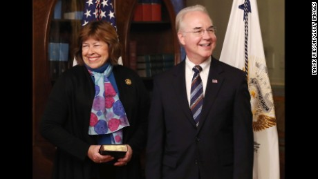 Can Tom Price save Republicans from their Obamacare mess?