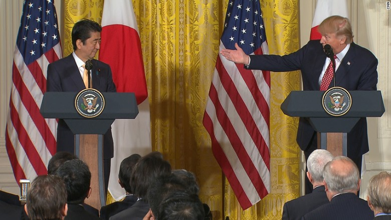 US renews security guarantees to Japan