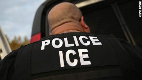 ICE operations net nearly 700 arrests, DHS says