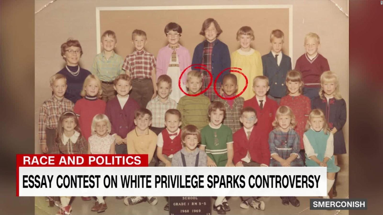 white privilege essay contest gets smerconish thinking cnn com