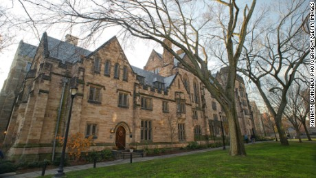 Calhoun College, built in 1933, was named for Yale alumnus John Calhoun, who promoted slavery.