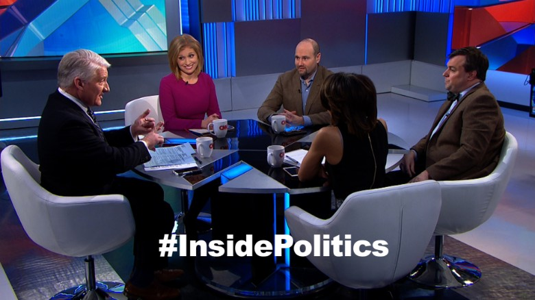 'Inside Politics' Full Forecast