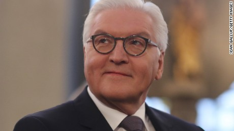 Frank-Walter Steinmeier has been elected Germany's next president.