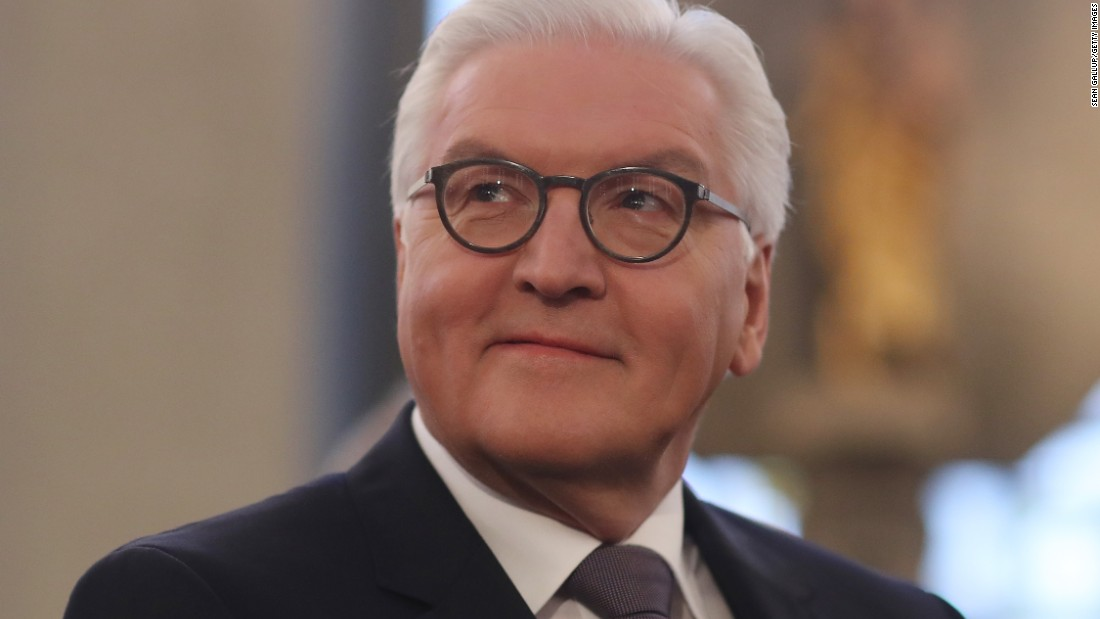 Germany Elects A New President
