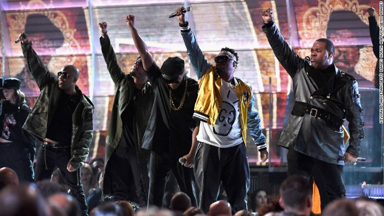 Image result for A Tribe Called Quest Performs For The Last Time, Ever