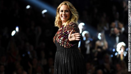 Grammys 2017: Adele and Beyoncé's big moments