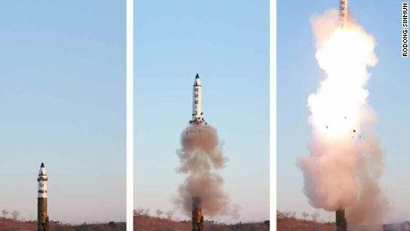 North Korea improves missile program