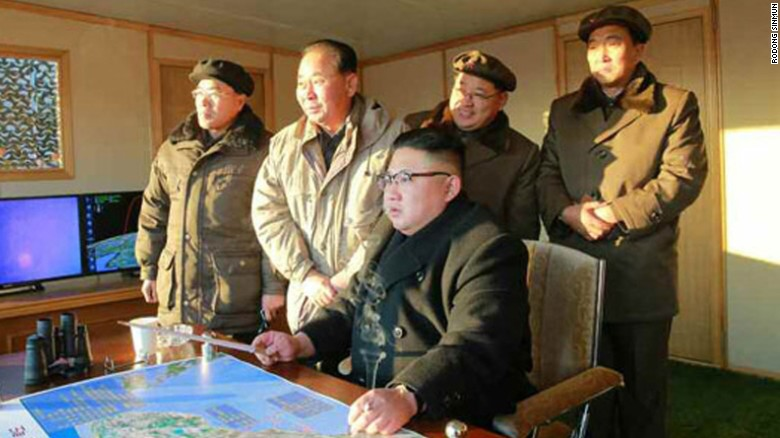 North Korea missile launch draws condemnation
