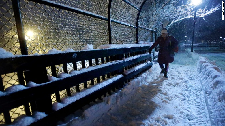 Northeast braces for blizzard