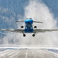 ski resorts fly into-landing_snow_PrivateFly