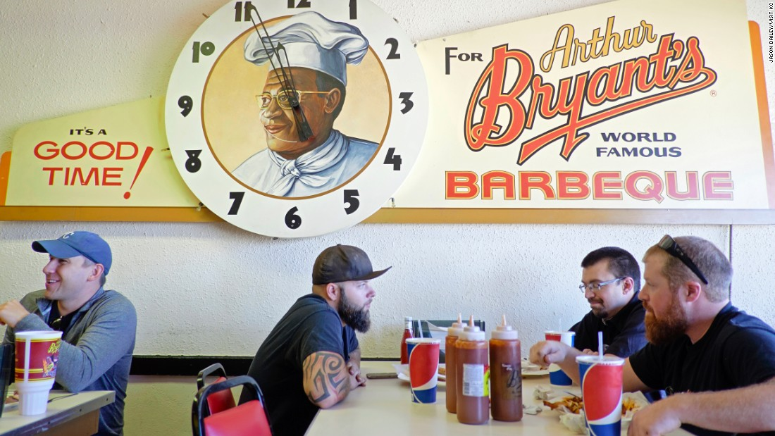 Some things are just right as is. The Kansas City metro area boasts scores of barbecue joints, including legendary eateries like Arthur Bryant's.