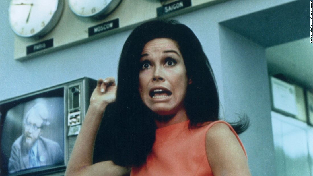 "Mary Tyler Moore did more than make us laugh throughout her career; she broke ground in the 1970s by portraying a single, 30-something working woman. That's all TV comedies were about in the '90s and 2000s, but at the dawn of the '70s, ""The Mary Tyler Moore Show"" was an entirely new breed. If the ""Girls"" of today are going to raise their drinks to anyone, it should be in celebration of Moore."