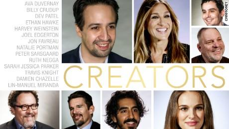 creators collage