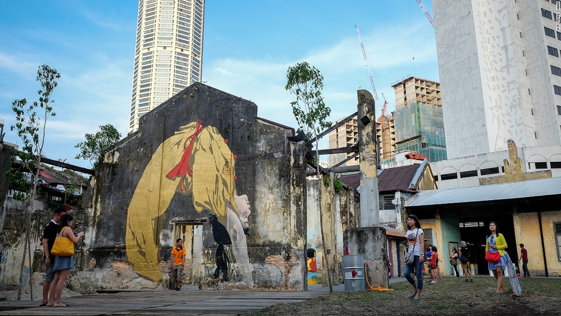 <strong>Hin Bus Depot:</strong> Penang's growing local art scene is based out of this former parking lot turned decadent chic art and dining space in George Town.