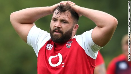 Alex Corbisiero: Rugby injuries' mental toll