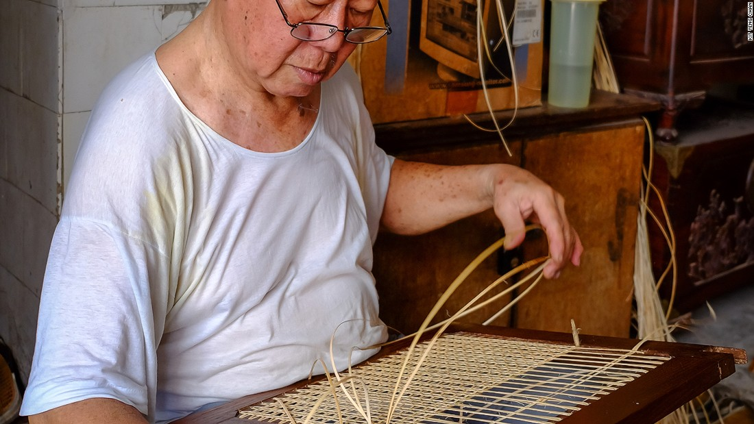 <strong>Multi-ethnic artisans:</strong> Penang is home to a series of old shops where multi-ethnic artisans hand-craft traditional goods, including Muslim skullcaps, Chinese signboards, metal anchors, rattan furniture and paper effigies for Taoist ritual burning.
