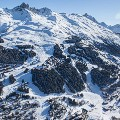 ski resorts fly into Meribel_Chaudanne