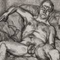 erotic art lucian freud