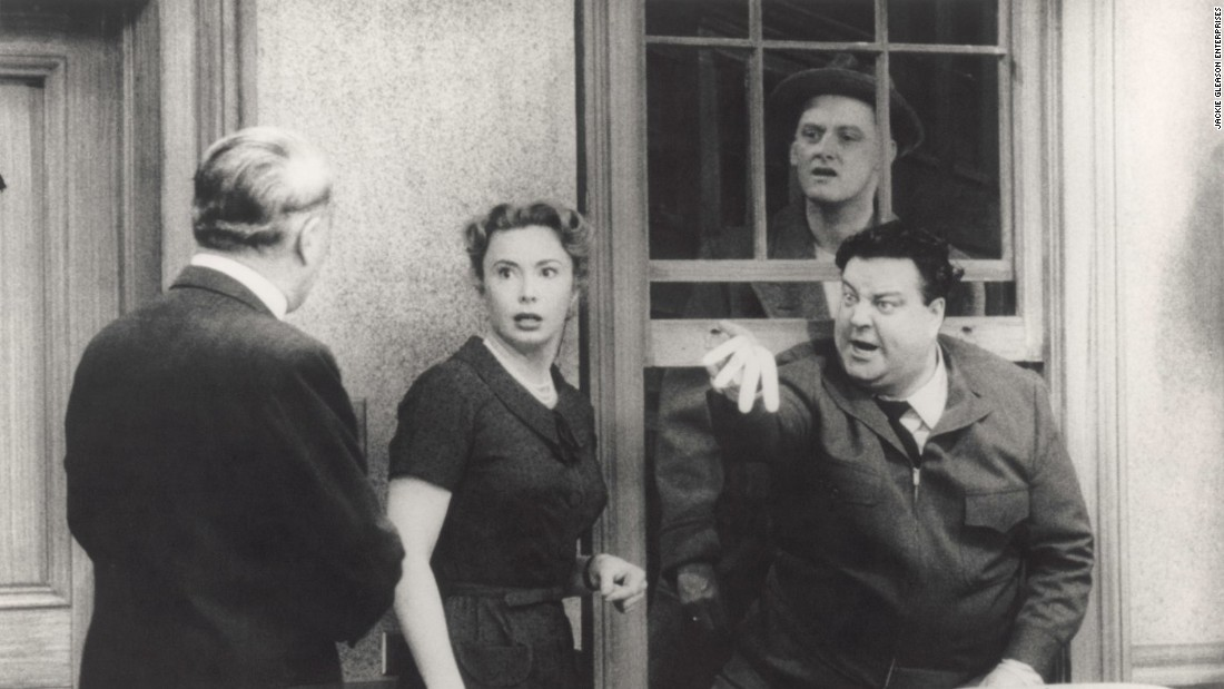 "Born out of a recurring skit on Jackie Gleason's variety show, ""The Honeymooners"" reflected a slice of America that viewers recognized from their own lives. <a href=""http://www.hollywoodreporter.com/live-feed/honeymooners-reboot-works-at-cbs-956343"" target=""_blank"">The Hollywood Reporter </a>called the ""classic sitcom ... one of the first US TV series to portray working-class married couples in a gritty setting."""