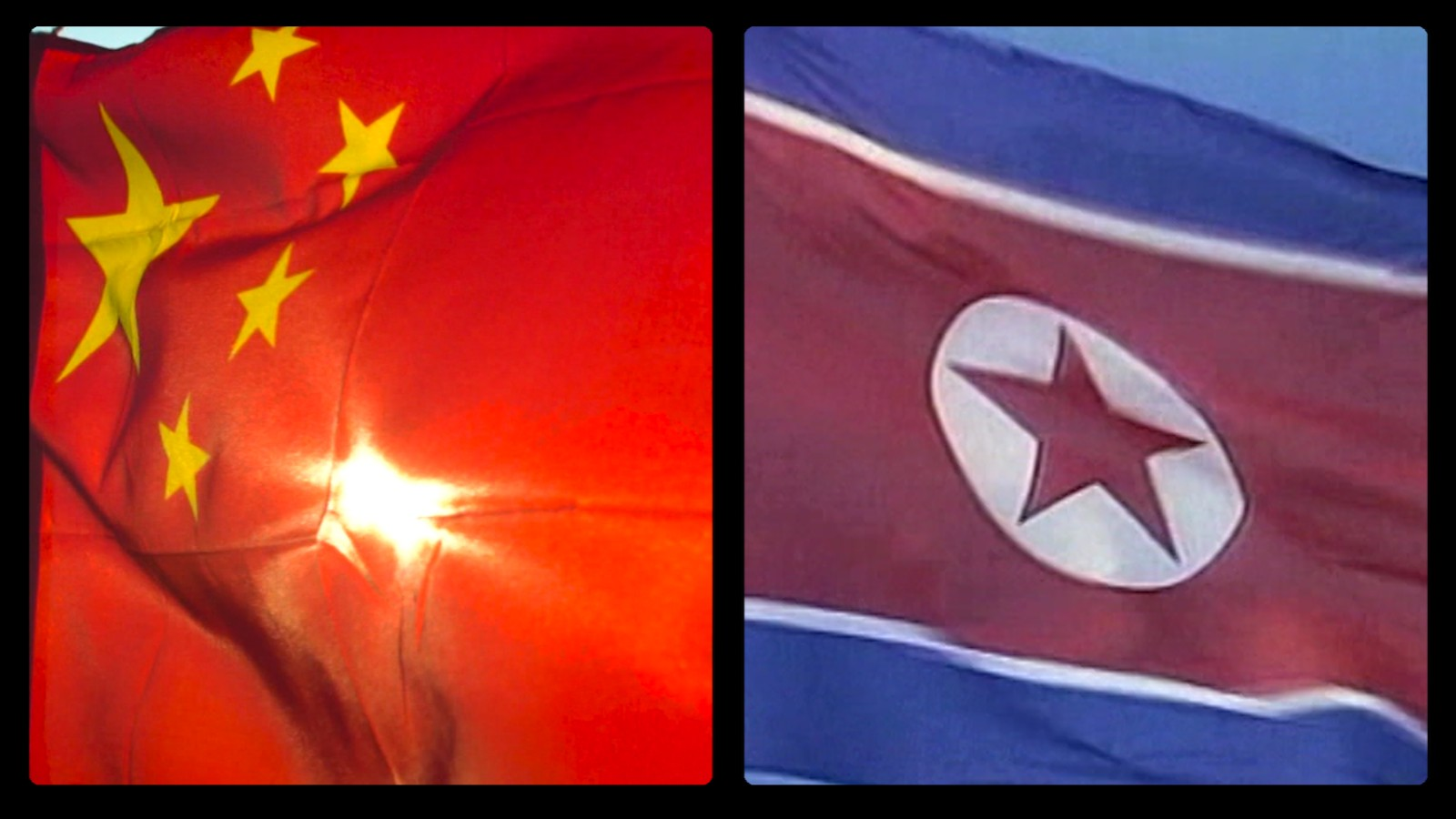 Image result for china north korea