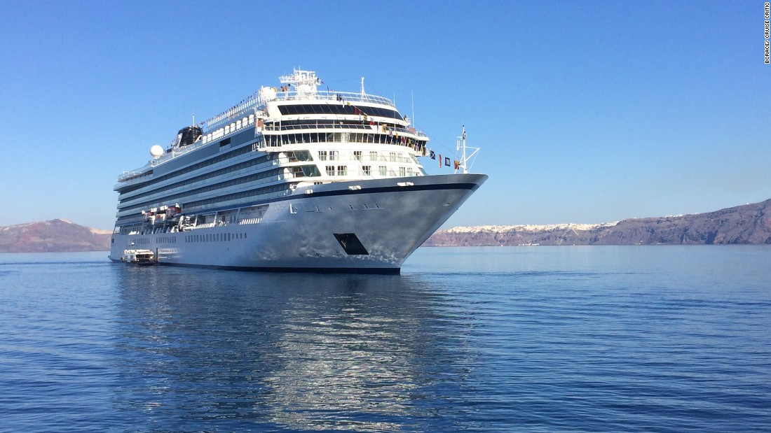 <strong>Best cruise ships for 2017.</strong> Viking Ocean Cruises dominated Cruise Critic's Cruisers' Choice Awards this year. The Viking Sea (pictured) won for best overall small-mid size cruise, along with awards for best entertainment, best service, best fitness and best public rooms in the small-mid size category.