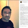 Hugh Jackman cancer instagram