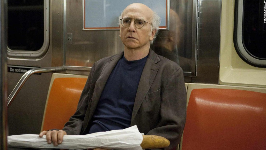 "It's hard to overstate how crucial Larry David has been to everything we know and love about American TV comedy. Not only did he help bring us one of the greatest comedies of all time, ""Seinfeld,"" but he did us one better by delivering the uncomfortable but endlessly watchable ""Curb Your Enthusiasm"" in 2000. David's antisocial, awkward characterizations changed what we look for in comic leading men."