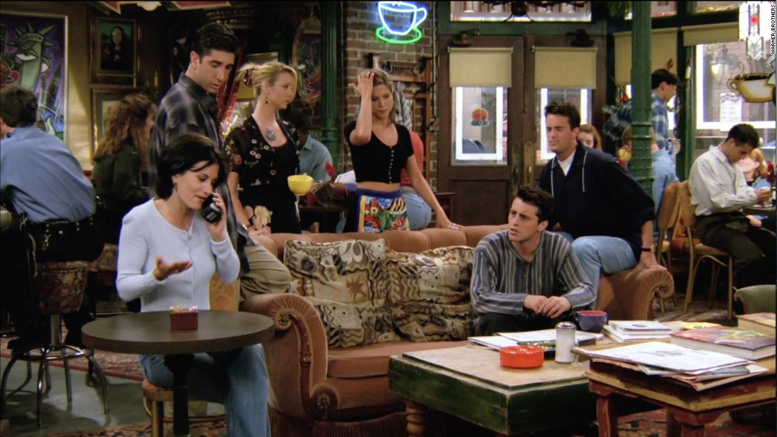 "It's not that TV fans had never seen an ensemble cast before -- the year before ""Friends"" entered the comedy landscape, the quirky crew over at Boston bar ""Cheers"" had raised a last glass with 80 million viewers watching. But ""Friends"" wasn't an ensemble comedy about grown-ups or an obvious family. It was about 20-somethings trying -- and amusingly failing -- to figure out what this ""adulting"" thing was, and that even when you make your worst mistakes, you could still rely on your ""Friends."""