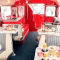 london afternoon teas BB Bakery Bus