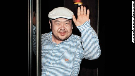 S. Korea: Kim Jong Un's half-brother murdered