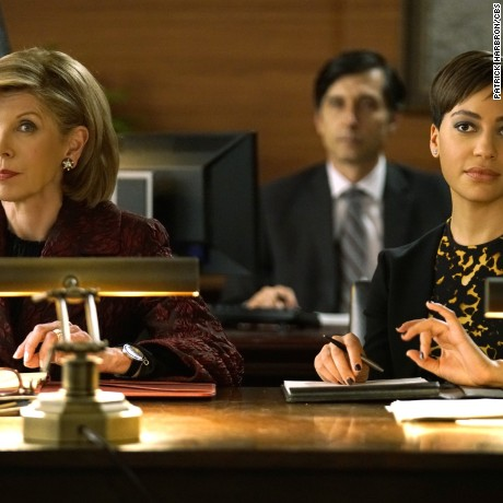 Christine Baranski, Cush Jumbo in 'The Good Fight'