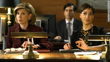 Christine Baranski, Cush Jumbo in 'The Good Fight'