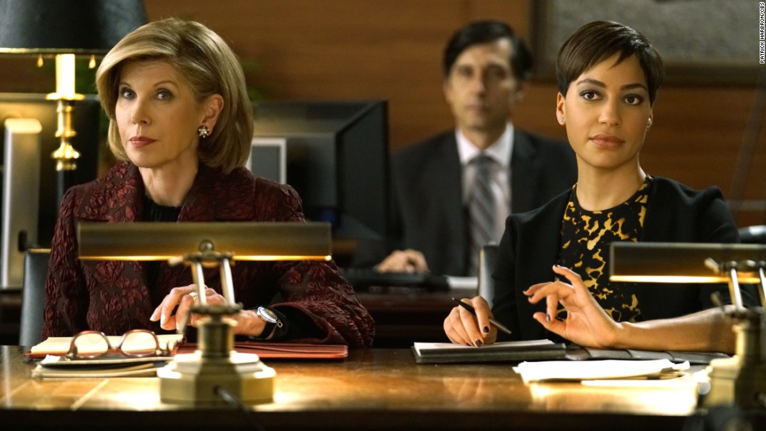 'The Good Fight' Makes Good Case For CBS All Access Spinoff