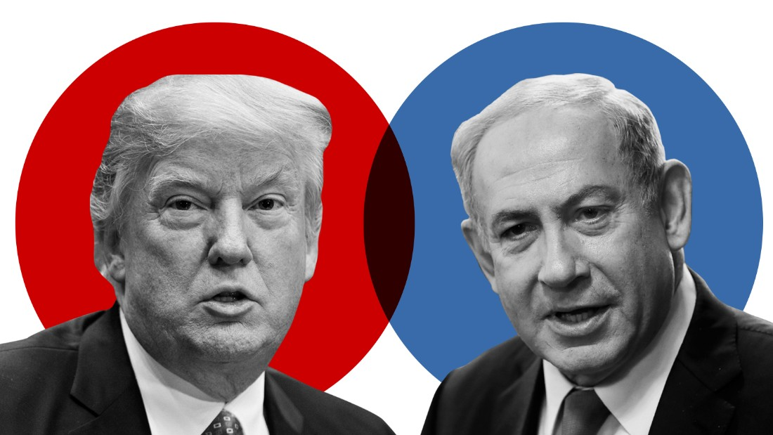 Where Trump And Netanyahu Stand On Key Issues