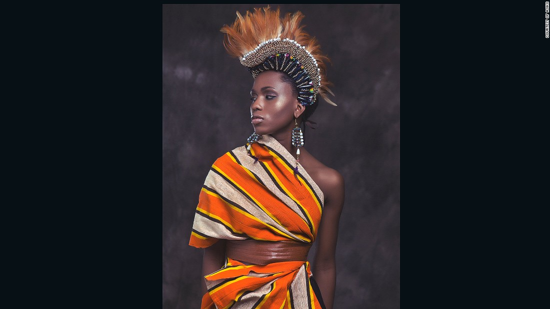 For designer Anita Quansah making jewelry isn't just a job, it's an art form steeped in a rich family tradition. <br />