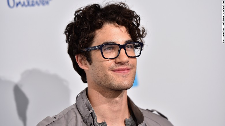 darren criss glee