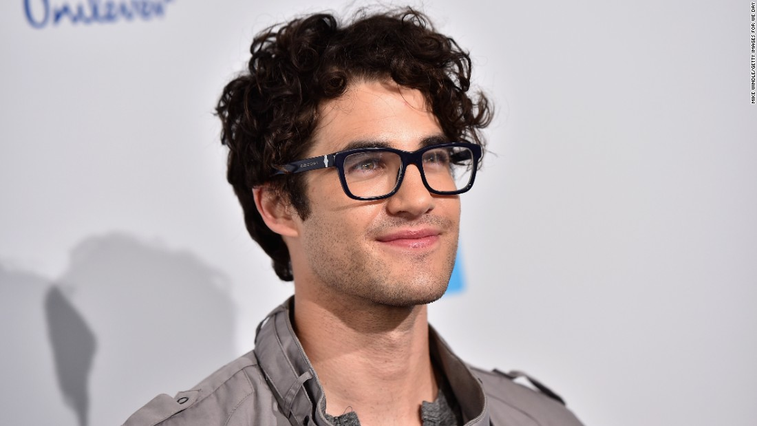 Darren Criss To Play Versace's Killer On 'American Crime Story'