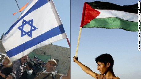 What's the Israeli-Palestinian two-state solution?