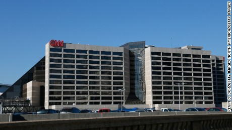 ATLANTA, GA - NOVEMBER 29:  The CNN Center building stands on November 29, 2012 in Atlanta, Georgia. CNN announced that is has named former NBC Universal chief Jeff Zucker as its new top executive.  (Photo by Kevin C. Cox/Getty Images)