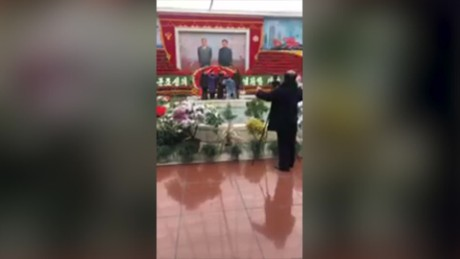 North Korea marks late leader's birth