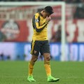 Alexis Sanchez despair