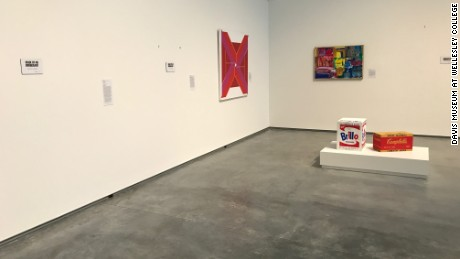 Museum removes all art created by immigrants
