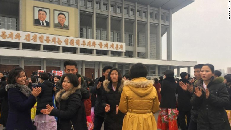 Diary from inside North Korea