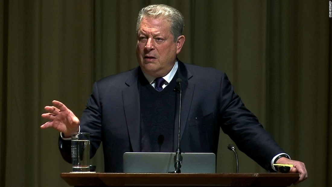 al gore leadership style Chicago, il (july 29, 2013) -- al gore, chairman and founder of the climate reality project, will provide the keynote address on july 31st at the climate reality leadership corps training program.