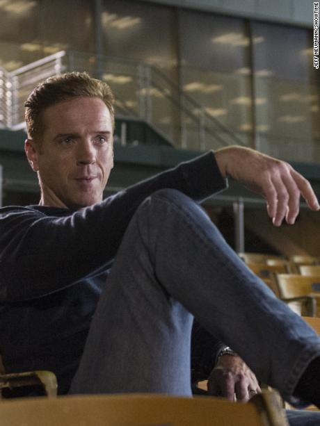 Damian Lewis in Showtime's 'Billions'