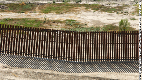 Six barriers to Trump's border security plans