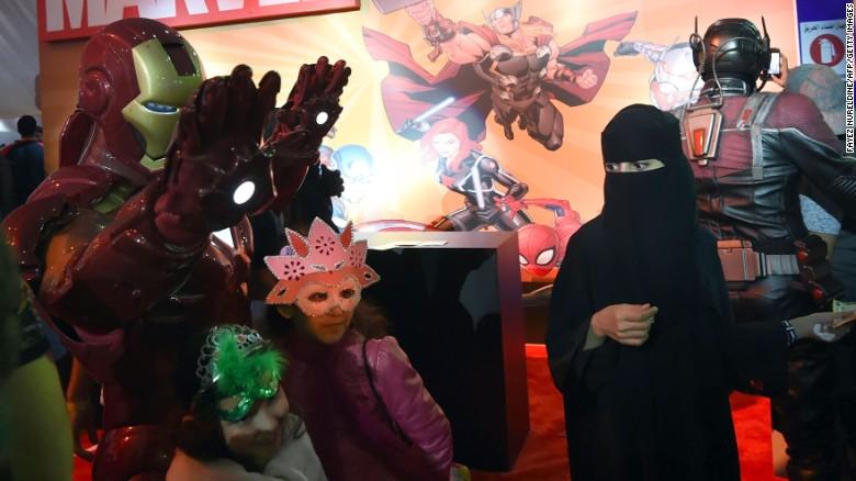 Saudi Arabia Comic Con