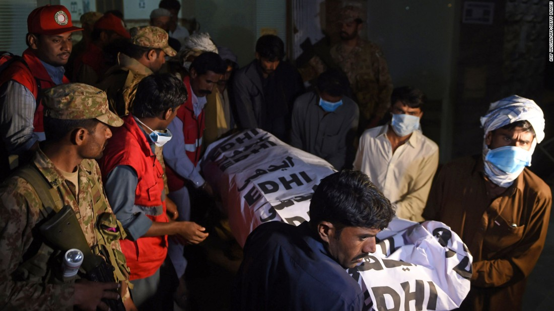 suicide bombing in pakistan causes The camp chapman attack was a suicide attack by humam khalil abu-mulal al-balawi against the central intelligence agency facility inside forward operating base chapman on december 30, 2009 fob chapman is located near the eastern afghanistan city of.