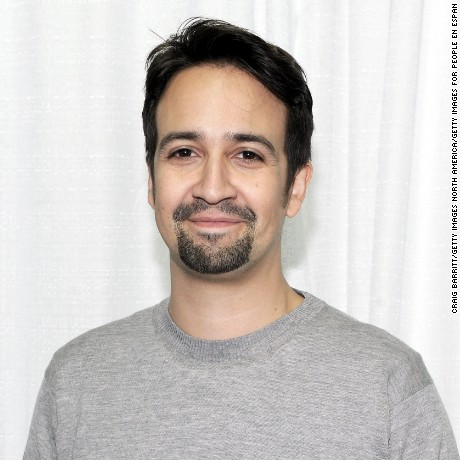 NEW YORK, NY - OCTOBER 16:  Lin-Manuel Miranda  attends the 5th Annual Festival PEOPLE En Espanol, Day 2 at the Jacob Javitz Center on October 16, 2016 in New York City.  (Photo by Craig Barritt/Getty Images for PEOPLE En Espanol )